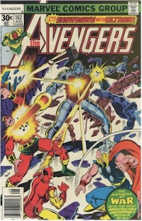 Avengers 162 - for sale - mycomicshop