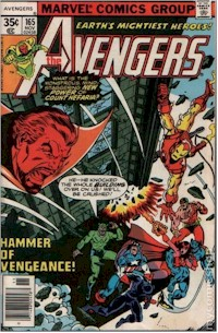 Avengers 165 - for sale - mycomicshop