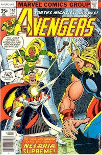 Avengers 166 - for sale - mycomicshop