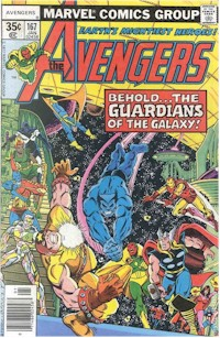 Avengers 167 - for sale - mycomicshop