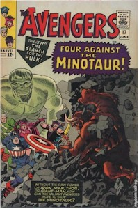 Avengers 17 - for sale - mycomicshop