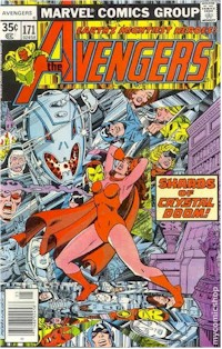 Avengers 171 - for sale - mycomicshop