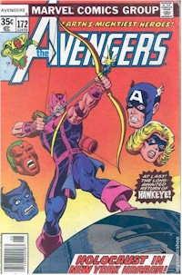 Avengers 172 - for sale - mycomicshop