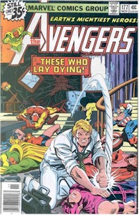 Avengers 177 - for sale - mycomicshop