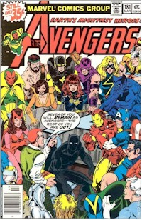 Avengers 181 - for sale - mycomicshop