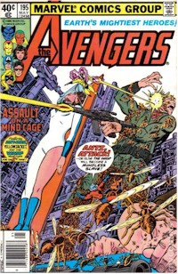 Avengers 195 - for sale - mycomicshop