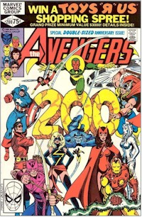Avengers 200 - for sale - mycomicshop