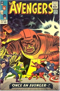 Avengers 23 - for sale - mycomicshop
