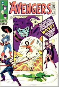 Avengers 26 - for sale - mycomicshop