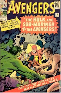 Avengers 3 - for sale - mycomicshop