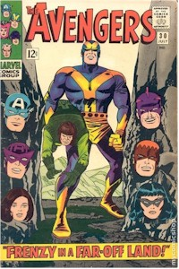Avengers 30 - for sale - mycomicshop