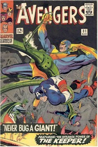 Avengers 31 - for sale - mycomicshop