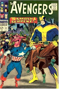 Avengers 33 - for sale - mycomicshop
