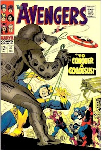 Avengers 37 - for sale - mycomicshop