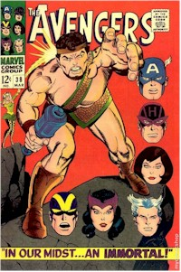 Avengers 38 - for sale - mycomicshop