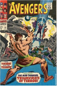 Avengers 39 - for sale - mycomicshop
