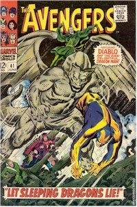 Avengers 41 - for sale - mycomicshop