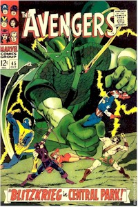 Avengers 45 - for sale - mycomicshop