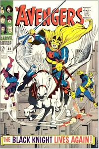Avengers 48 - for sale - mycomicshop