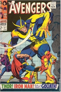 Avengers 51 - for sale - mycomicshop