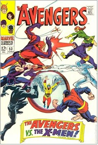 Avengers 53 - for sale - mycomicshop