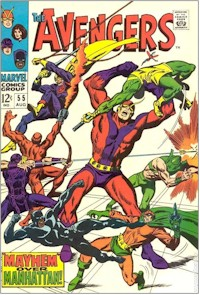Avengers 55 - for sale - mycomicshop