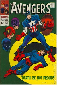 Avengers 56 - for sale - mycomicshop