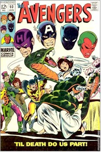 Avengers 60 - for sale - mycomicshop