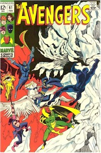 Avengers 61 - for sale - mycomicshop