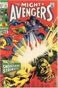 Avengers 65 - for sale - mycomicshop