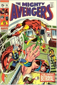Avengers 66 - for sale - mycomicshop