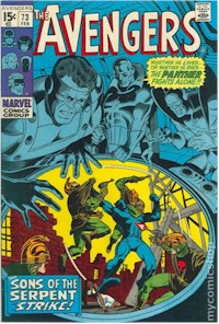 Avengers 73 - for sale - mycomicshop
