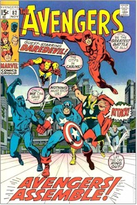 Avengers 82 - for sale - mycomicshop