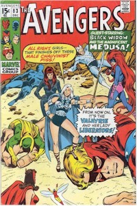 Avengers 83 - for sale - mycomicshop