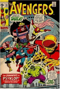 Avengers 88 - for sale - mycomicshop