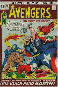 Avengers 93 - for sale - mycomicshop