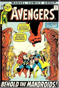 Avengers 94 - for sale - mycomicshop
