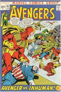 Avengers 95 - for sale - mycomicshop