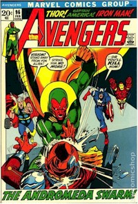 Avengers 96 - for sale - mycomicshop
