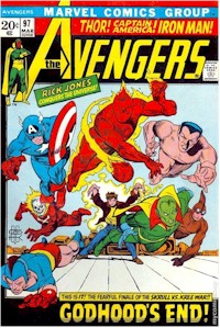 Avengers 97 - for sale - mycomicshop