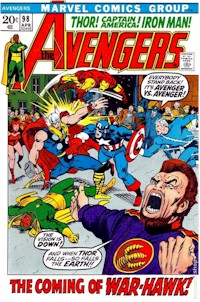 Avengers 98 - for sale - mycomicshop