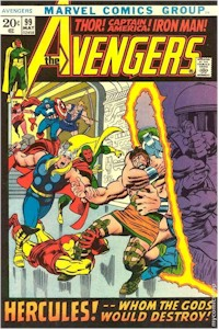 Avengers 99 - for sale - mycomicshop
