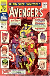 Avengers Annual 1 - for sale - mycomicshop