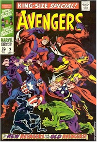 Avengers Annual 2 - for sale - mycomicshop