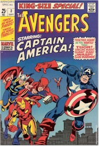 Avengers Annual 3 - for sale - mycomicshop