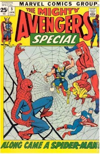 Avengers Annual 5 - for sale - mycomicshop
