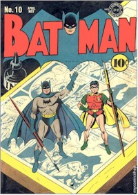 Batman 10 - for sale - mycomicshop