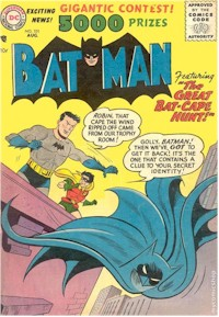 Batman 101 - for sale - mycomicshop