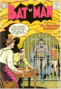 Batman 110 - for sale - mycomicshop