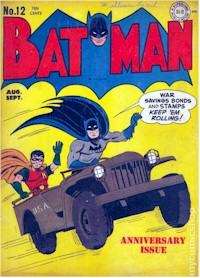 Batman 12 - for sale - mycomicshop